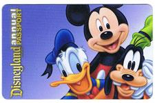 Disneyland Pass