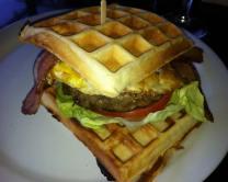 Steam Haus - A.M. Burger