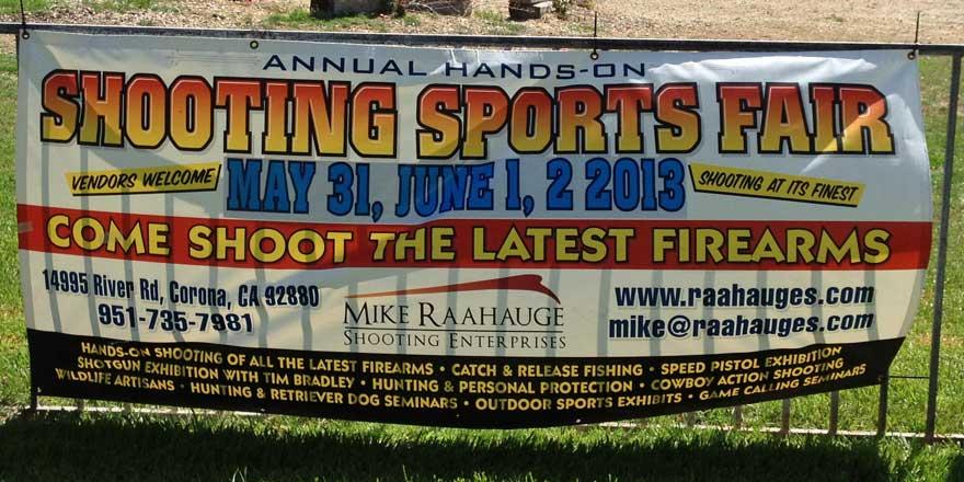 2013 Shooting Sports Fair