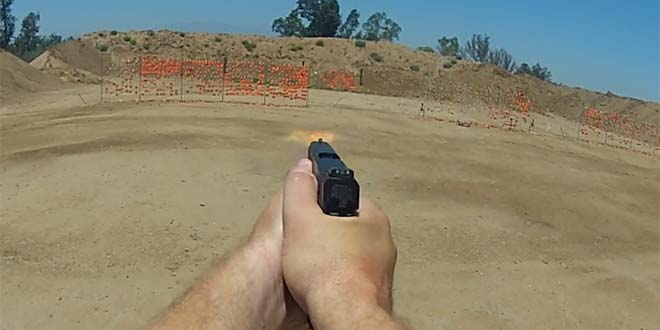 Shooting the S&W M&P45 in 2012
