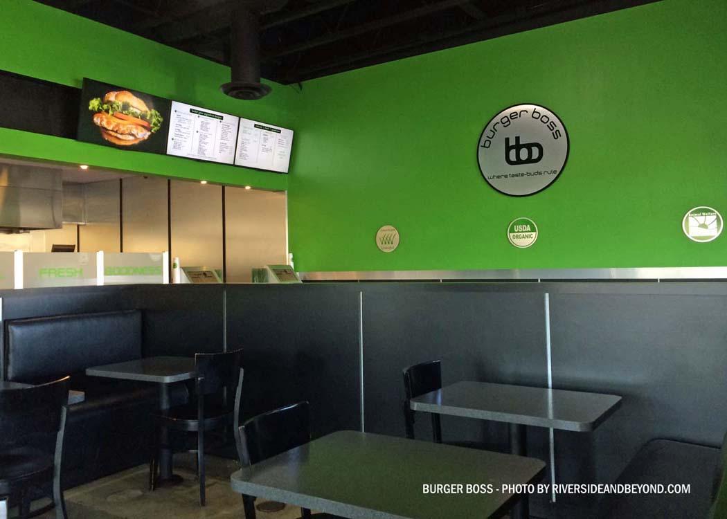 Burger Boss - Norco