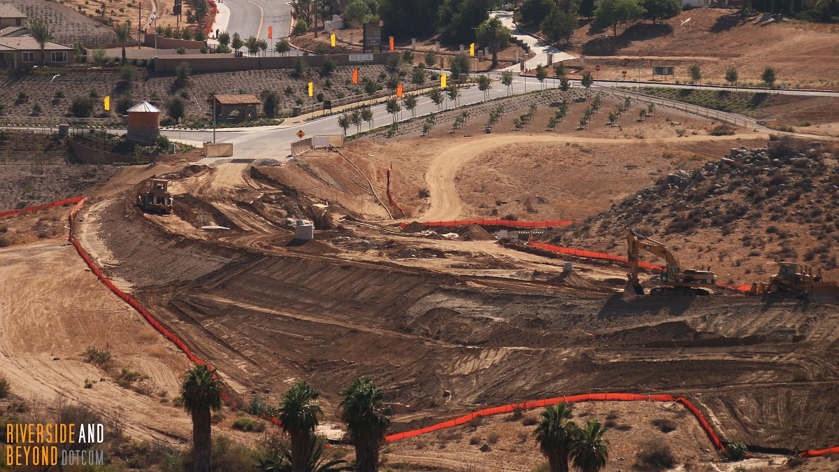Citrus Heights Drive Construction - Aug-16