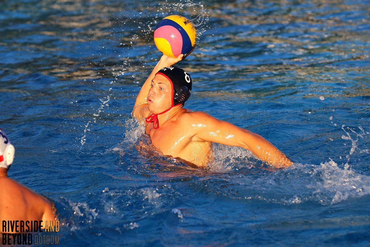 USA vs. Croatia - Men's Water Polo - Riverside, CA 06/09/17