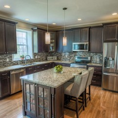How To Renovate A Kitchen Average Price For New Cabinets Covington West Lafayette Contemporary Remodel