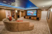 Basement Remodeling & Finishing Contractor Lafayette, Indiana
