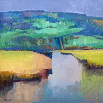 River Arun, Houghton by Barry Freeman