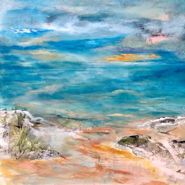 Quiet Days III by ZED Riverside Gallery