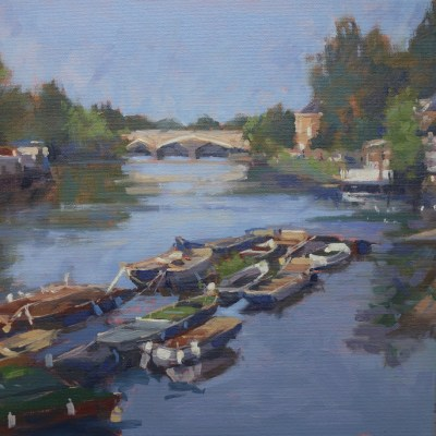 Richmond Riverside by Jennifer Greenland
