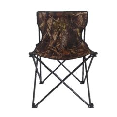 Cloth Portable High Chair Stool Kmart Camo Realtree Folding Foidaway Fishing