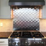 Kitchen Backsplash For Counter Tops Copper Stainless And Zinc