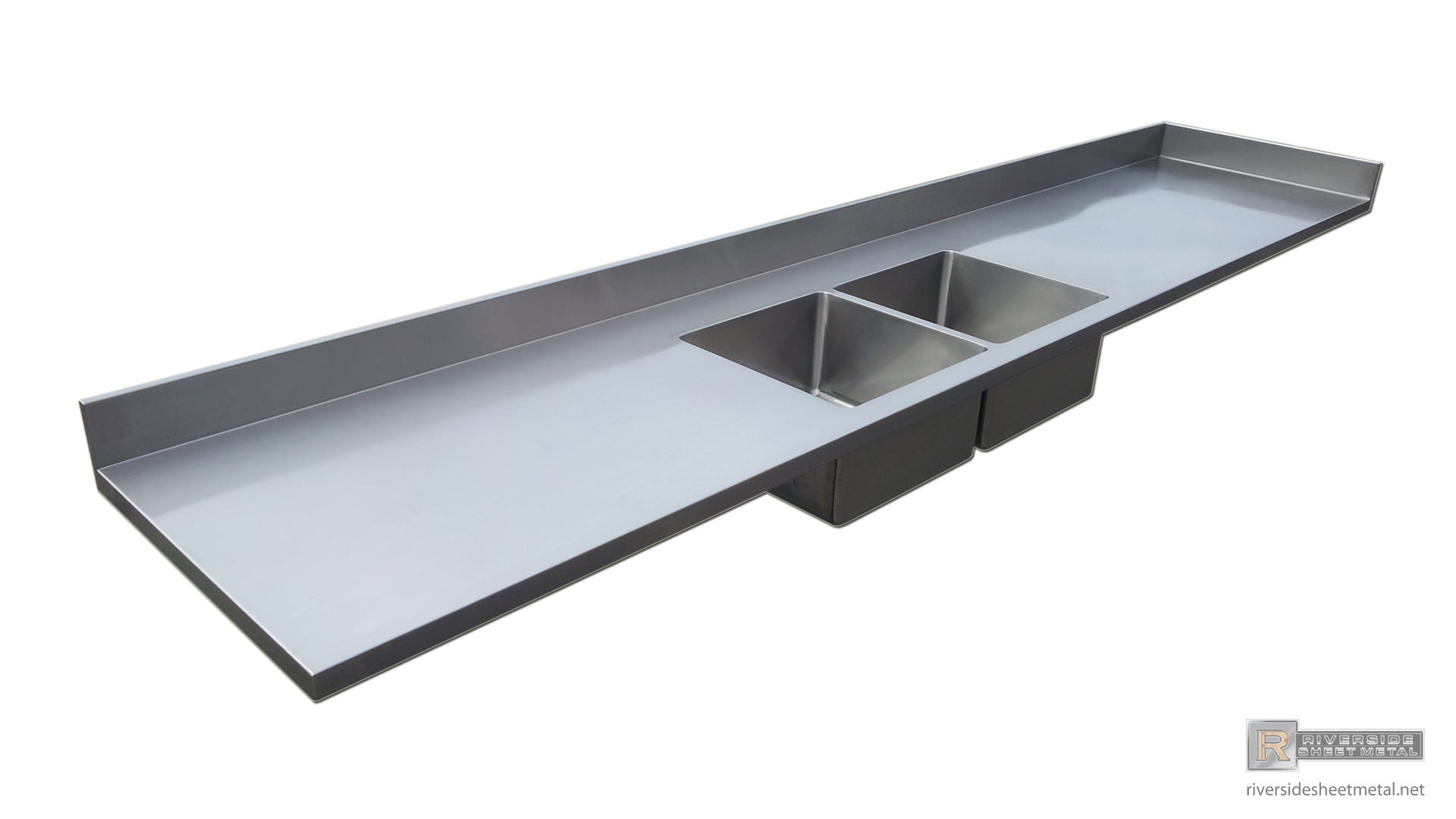 stainless steel counter tops kitchen