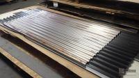 Corrugated roof & wall panels. Steel, Aluminum, Corten & more