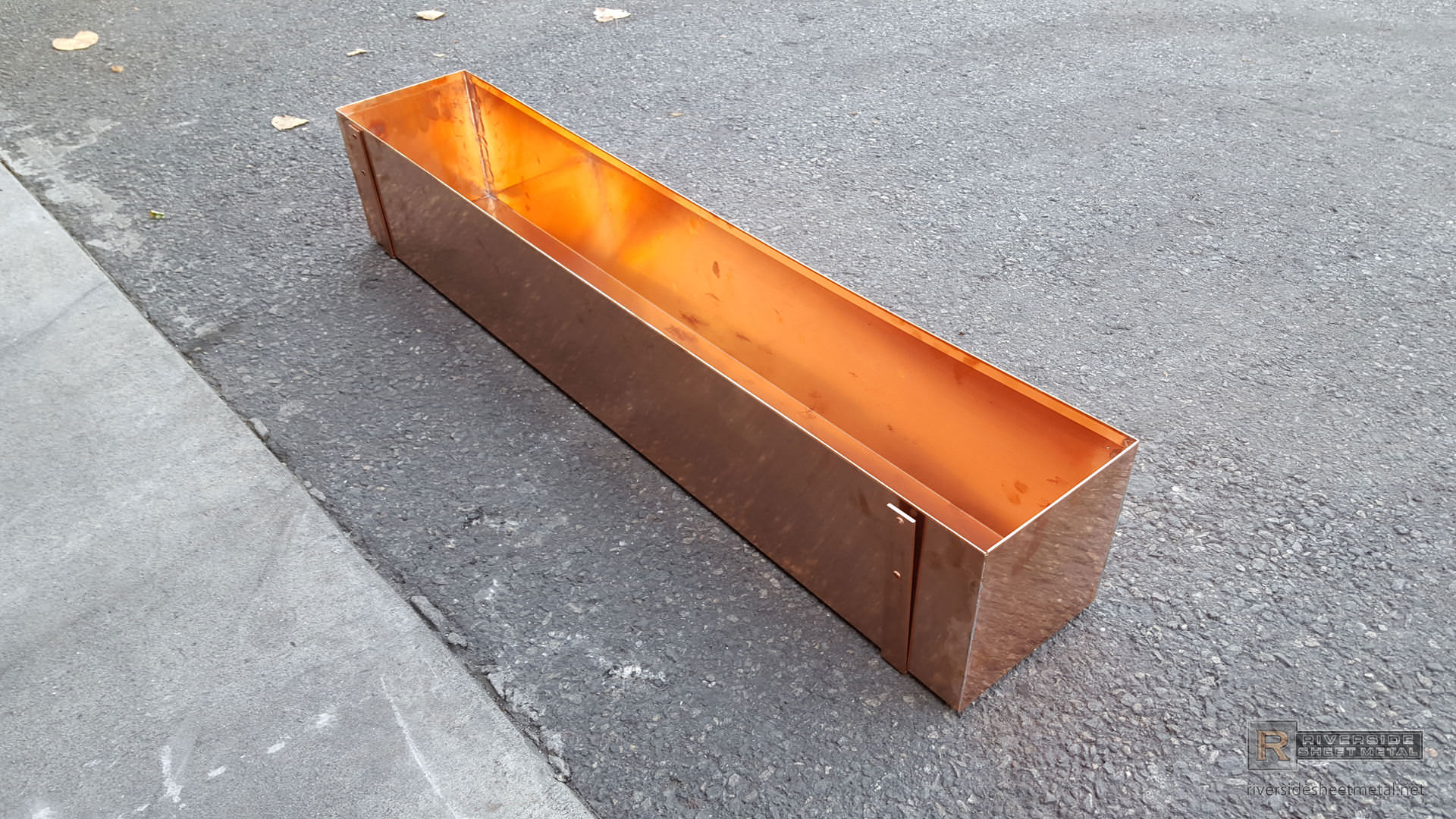 kitchen hood vents modern island with seating copper window planter box brackets - shipping available