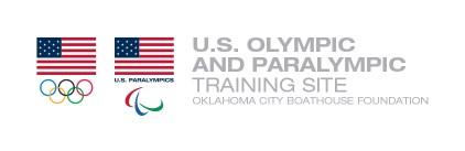 USOC Training Site Logo