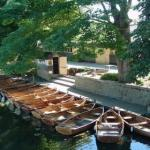 Dedham Boathouse Restaurant Rowing Boat Hire