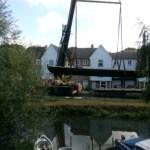 John Constable Lighter returns to the River Stour