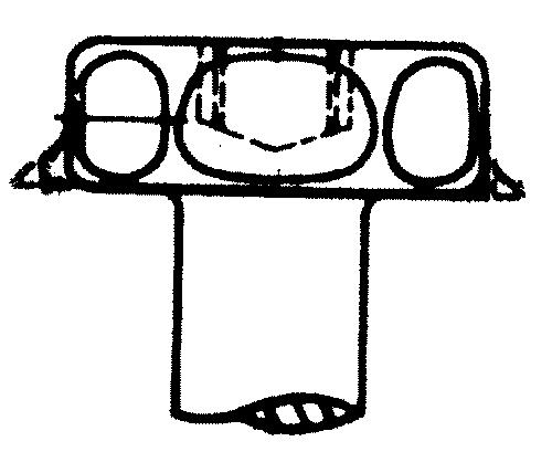 8X1/2 HEX SCREW 1000/BG