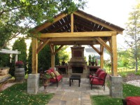 Pergolas and Patios | River Valley Woodworks