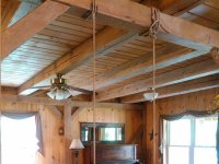 Ceiling Support Beams - Ceiling Design Ideas