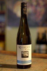 Riverview Cellars White Wines