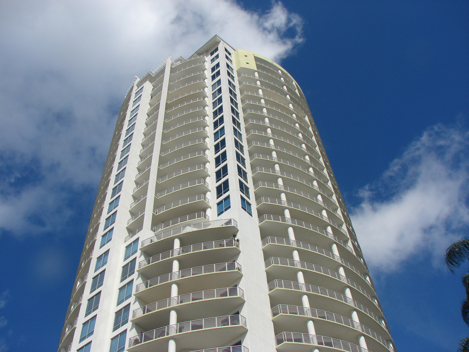 High-Rise Condominiums South Tampa Florida