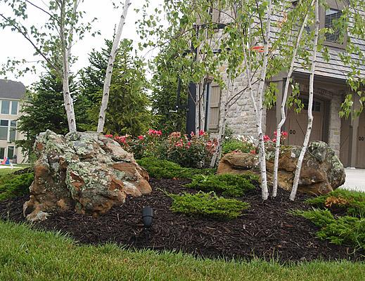 moss boulders riverview stone