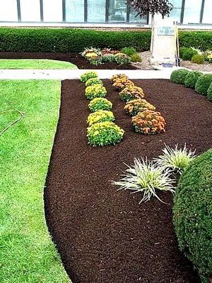 java brown mulch riverview stone