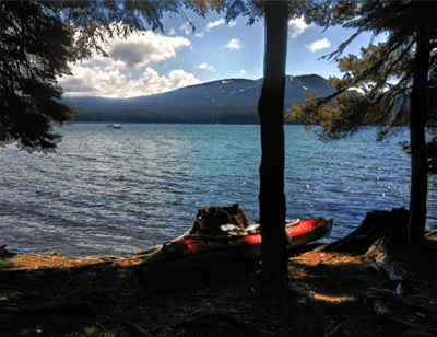 Odell Lake, OR