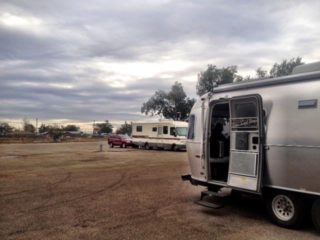 Texoma Park, Dumas, TX – Riveted