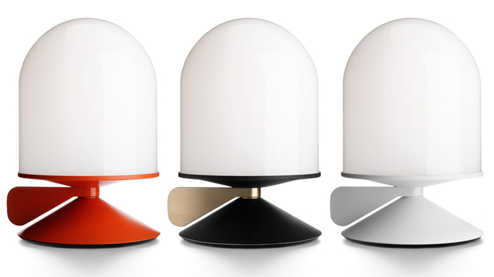 Stupendous Airstream Style Vinge Table Lamp Riveted Interior Design Ideas Inesswwsoteloinfo