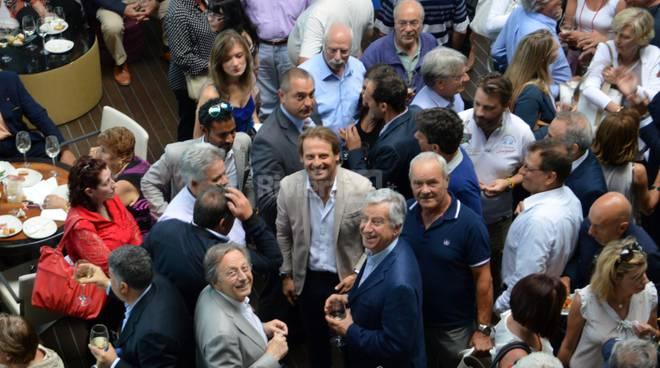 Sanremo bagno di folla al Victory Morgana per la rielezione di Marco Scajola  Riviera24
