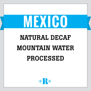 Natural Decaf Mexico Chiappas