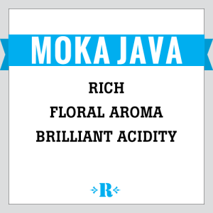 Moka Java medium roast