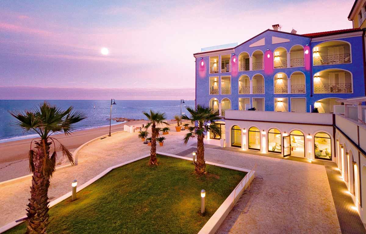 Hotel Porto Recanati Conero  Hotel Life  Hotel Riviera del conero