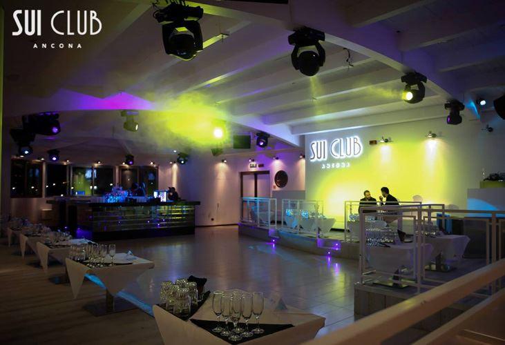 Sui Club  disco  Ancona  Riviera del Conero TV
