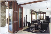 Folding Patio Doors, Exterior Folding Doors Riviera ...