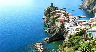 Itinerari in Liguria I sentieri delle Cinque Terre