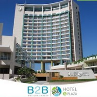 New hotel business in Cancun downtown