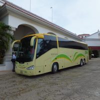 Bus rent for transfer Playa del Carmen Riviera Maya