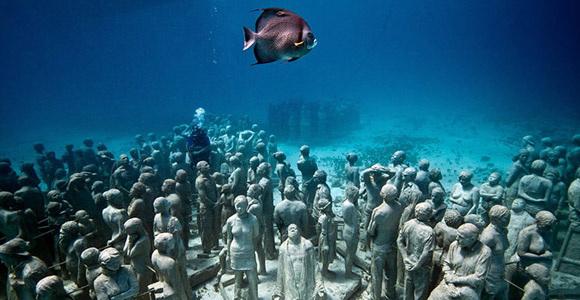 Underwater museum 1