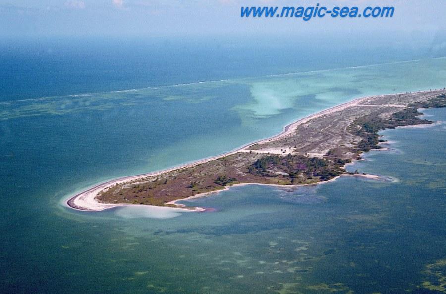 Isla Holbox aerea