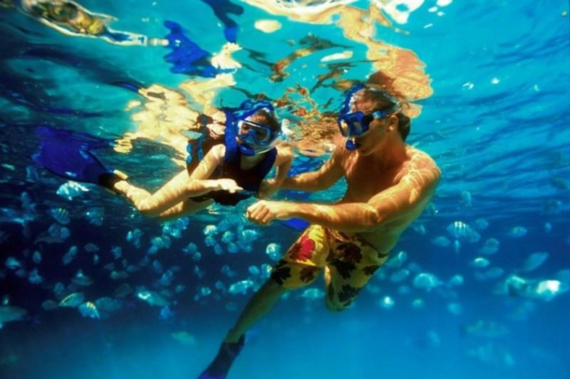 Playa del Carmen Snorkeling Riviera Maya