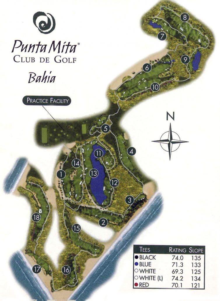 Punta Mita Bahia Golf Course Nayarit Mexico Golf Vacations