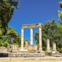 Classic Greece Riviera Travel
