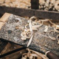 Packaging dagli scarti del legno