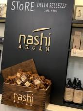 Sachet Nashi Argan. Foto di Store della Bellezza