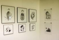 06 _-Premio >>43 gradi in Sardegna -giraffe - Werther Banfi - Burning Giraffe Art Gallery - ph Massimiliano Capo