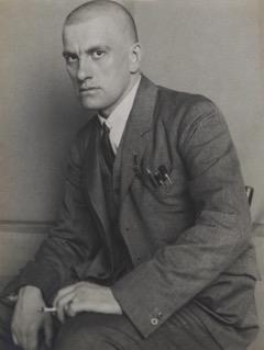 07_Rodchenko, Poet Vladimir Mayakovsky, 1924