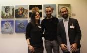 09_-Premio Residenza Sponge ArteContemporanea - Eleonora Aloise e Carlo Maria Lolli Ghetti - progetto Declinazione Magnetica - White Noise Gallery - ph. Massimiliano Capo