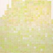 Viviana Valla, 2015, Ride to me #1, 180x180cm, mixed media on canvas